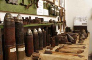 Museo de la Gran Guerra en Marmolada