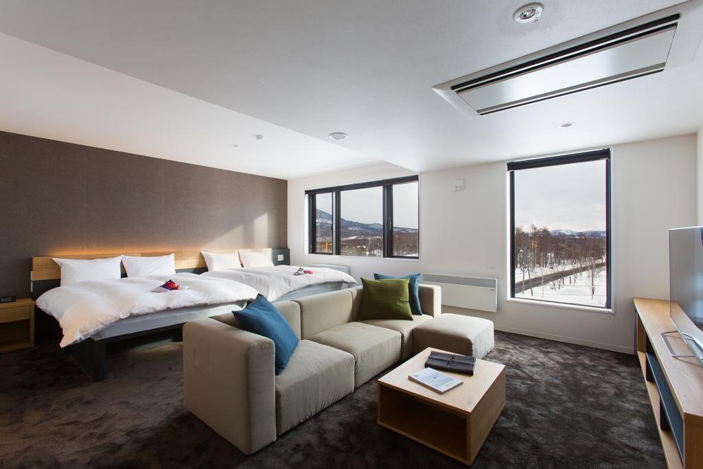 habitación Hotel Always Niseko