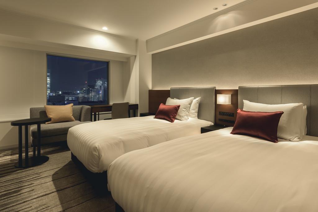 habitación ANA Crowne Plaza Hotel Sapporo