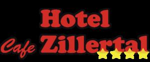 Logo Hotel Cafe Zillertal