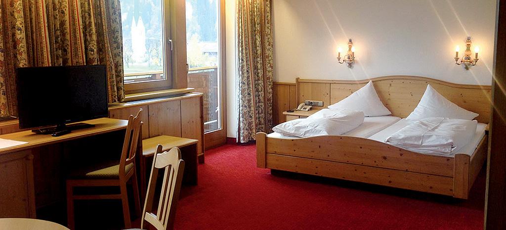 Habitación Hotel Cafe Zillertal
