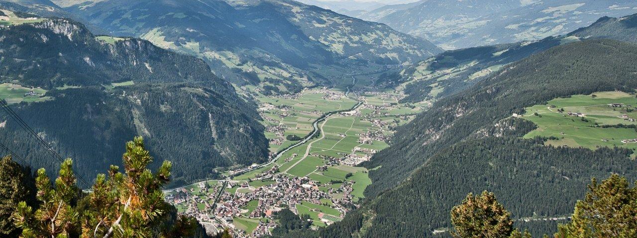 Valle de Zillertal