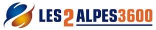 Logotipo de 2 Alpes
