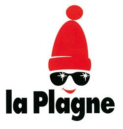 Logotipo de La Plagne