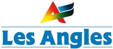 Logotipo de Les Angles