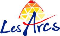 Logotipo de Les Arcs