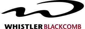 Logotipo de Whistler Blackomb