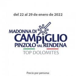 Esquiada especial - Madonna...
