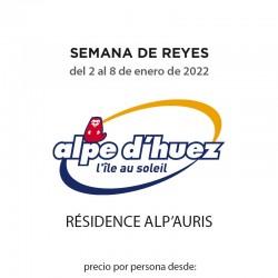 Semana de Reyes en Alpe d'Huez