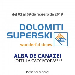 Esquiada Especial Dolomiti...