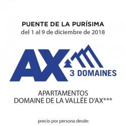Purísima, Ax 3 Domaines, Le...