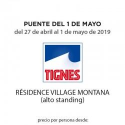 Puente 1 de mayo, Tignes,...