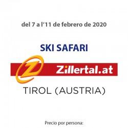 Ski Safari a Zillertal,...