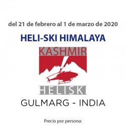 Heli-ski Himalaya