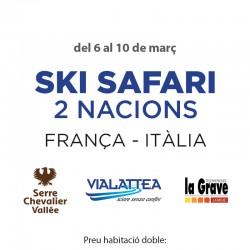 Ski Safari 2 Nacions |...