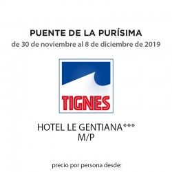 Purísima, Tignes, Hotel Le...