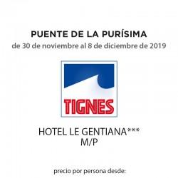 Puríssima, Tignes, Hotel Le...