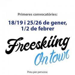 Freeskiing On Tour
