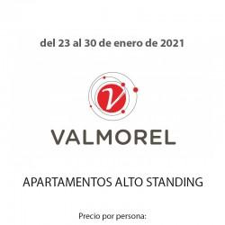 Esquiada especial - Valmorel