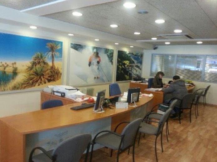 Oficinas de Barcelona